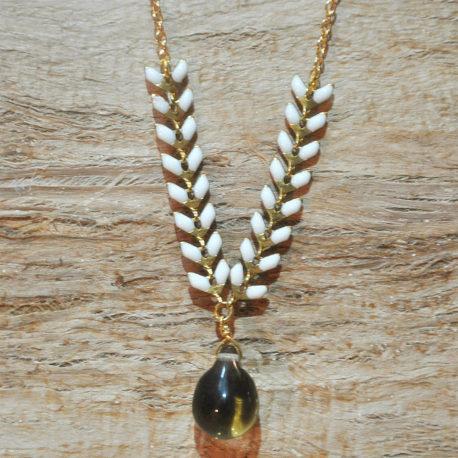 ploom-bijoux-createur-collier-fishiz-dore-goutte-topaz