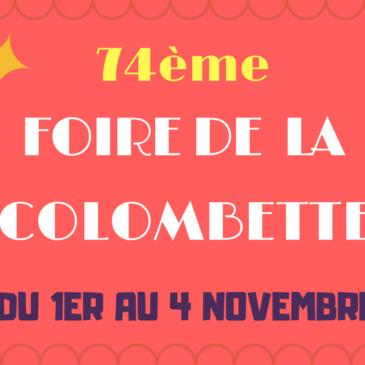 Ploom Bijoux vous retrouvera à Toulouse début Novembre 2018 : à la Foire de la Colombette 2018
