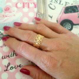 Bague Dentelle Bubly