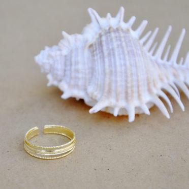 bague fine or fin joncs resistante ploom bijoux créateur